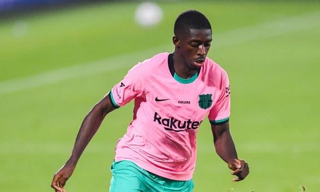 Juve chưa từ bỏ Dembele - Bóng Đá
