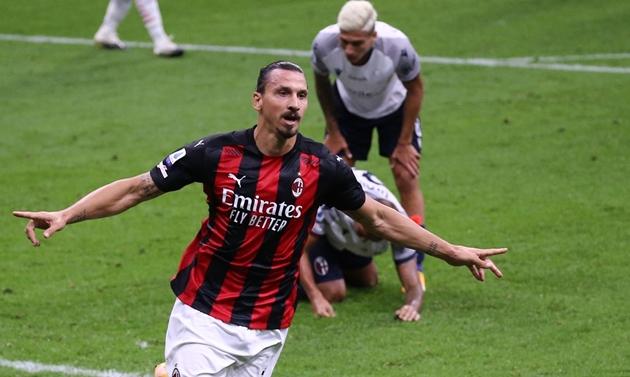 Lucky88 tổng hợp: Ibra sẵn sàng đối đầu với Inter