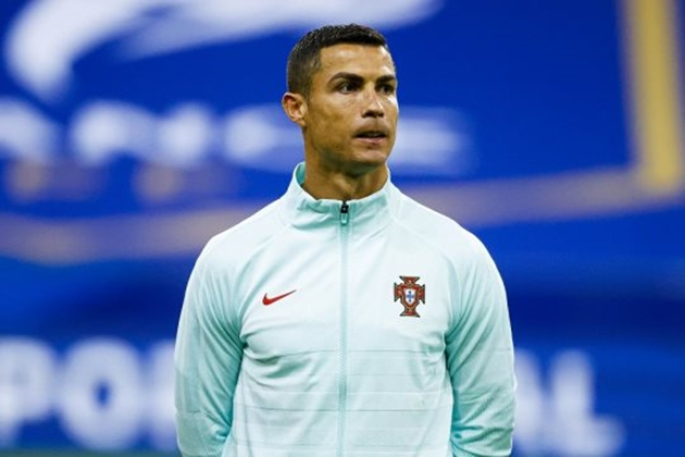 Cristiano Ronaldo tests positive for COVID-19, not showing symptoms - Bóng Đá