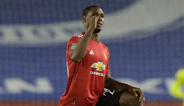 Why Manchester United have changed Odion Ighalo's role - Bóng Đá