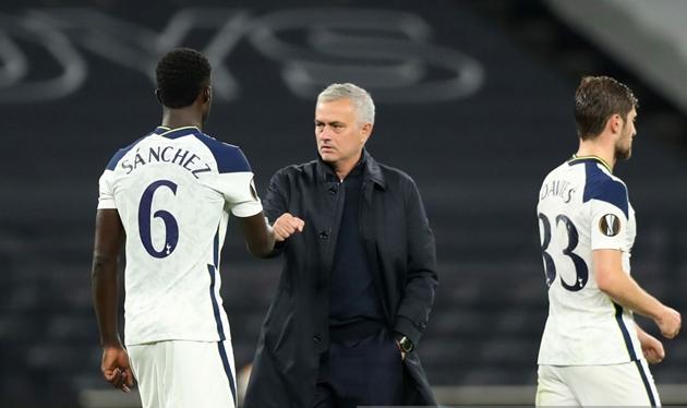 Tân binh ra mắt ấn tượng, Mourinho tìm ra