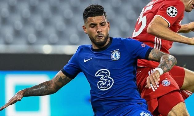 Napoli muốn có Emerson của Chelsea - Bóng Đá