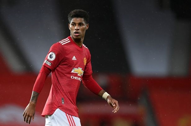 Marcus Rashford set to be snubbed from BBC Sports Personality of the Year award shortlist - Bóng Đá