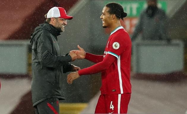 Adam Lallana says Liverpool may have an extra option to replace Virgil van Dijk - Bóng Đá
