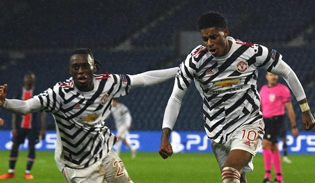 Victor Lindelof praises Manchester United 'game changer' vs RB Leipzig - Bóng Đá