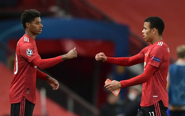 Marcus Rashford should start on bench for Manchester United against Arsenal, says Paul Merson - Bóng Đá
