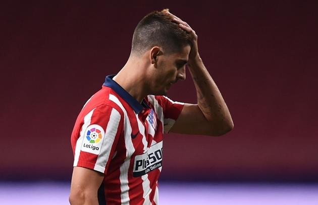 Morata: Tôi không có bất kỳ vấn đề gì với Diego Simeone - Bóng Đá