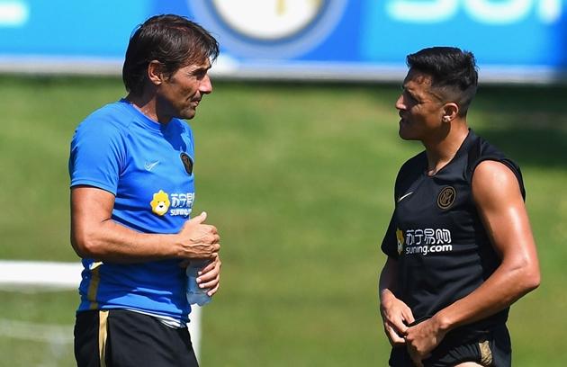 Inter Milan và LĐBĐ Chile khẩu chiến vì Sanchez - Bóng Đá
