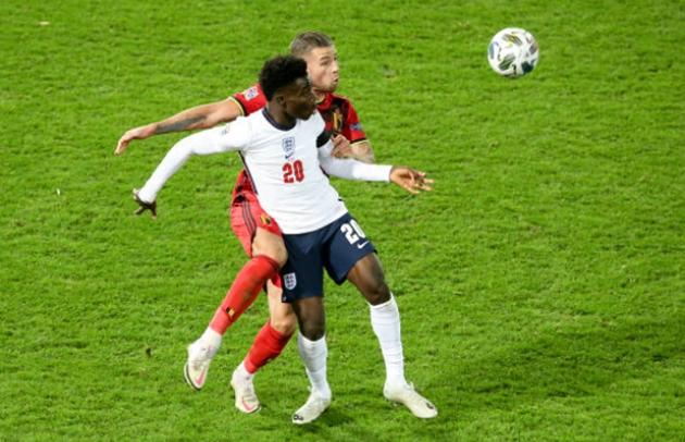 Tỏa sáng khi thay Chilwell, sao Arsenal được Grealish khen ngợi