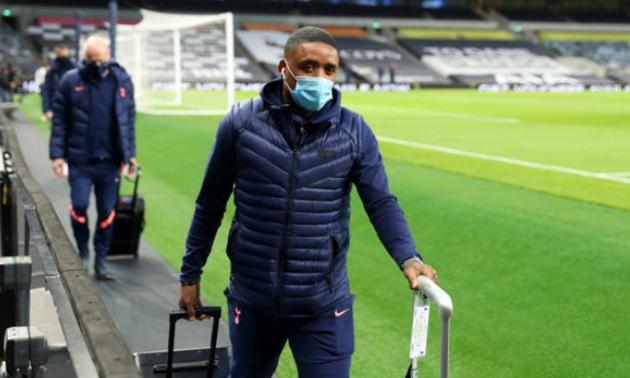 TRỰC TIẾP Tottenham - Man City: Mourinho