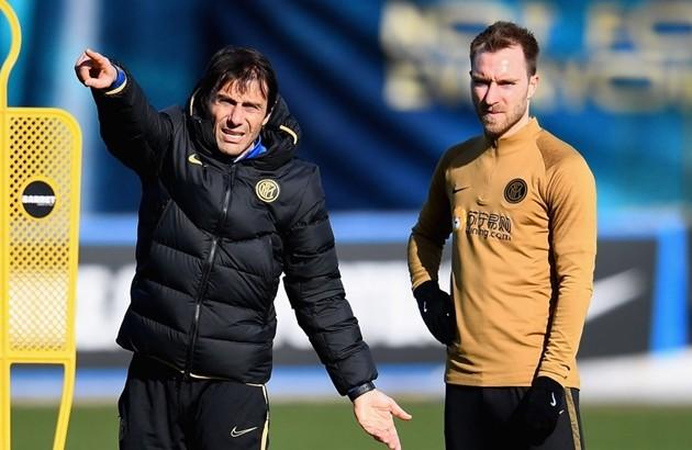 Man Utd join Arsenal in Christian Eriksen transfer chase as Inter Milan target swap deal for £52m Fred - Bóng Đá