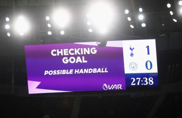 TRỰC TIẾP Tottenham 1-0 Man City: Đội khách bị VAR từ chối bàn thắng - Bóng Đá