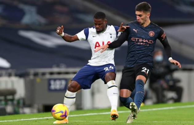 TRỰC TIẾP Tottenham 1-0 Man City (H2): Đội khách tấn công - Bóng Đá