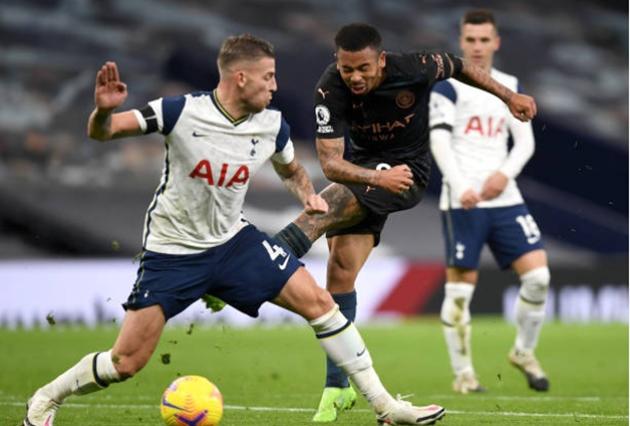 TRỰC TIẾP Tottenham 2-0 Man City (H2): Lo Celso nới rộng cách biệt - Bóng Đá