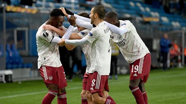 Kết quả này giúp cho đội khách thẳng tiến vào vòng 32 đội, đồng thời tiếp tục giữ vững ngôi đầu bảng.
