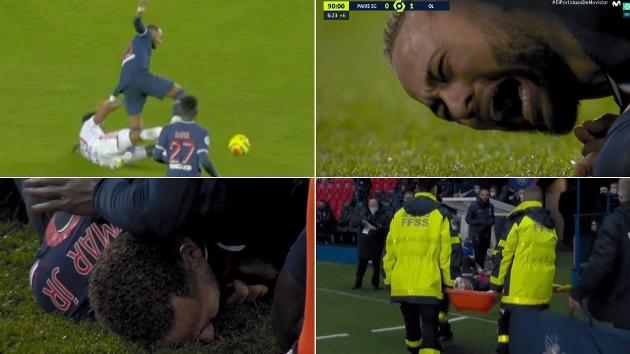 Neymar sẽ phải ngồi ngoài bao lâu sau pha vào bóng triệt hạ? - Bóng Đá