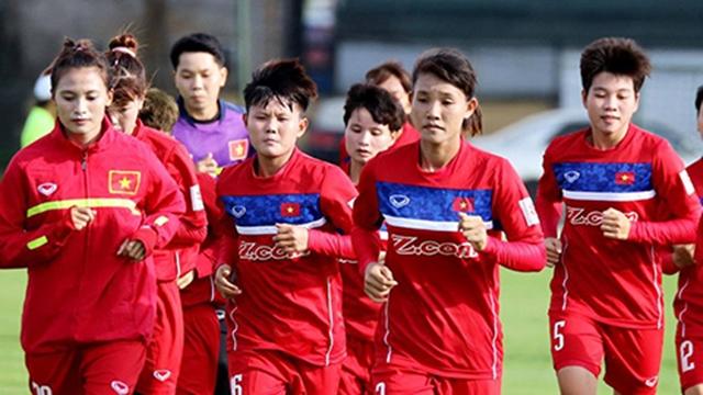 Lịch thi đấu giải AFF Cup Nữ 2018 của ĐT Nữ Việt Nam