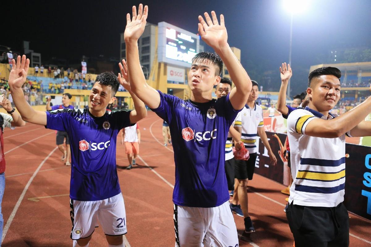 5 điểm nhấn vòng 21 V-League 2018: Hà Nội FC tạo ra kỷ lục mới - Bóng Đá