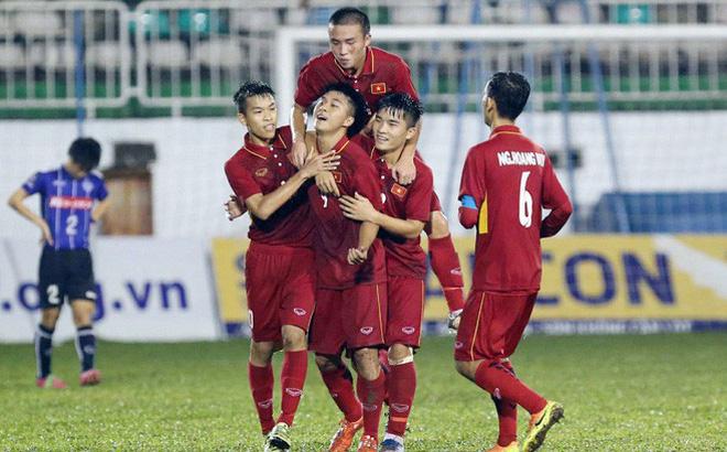 Link trực tiếp U19 Việt Nam vs U19 Uruguay, 23h00 ngày 22/9 (Tứ hùng Qatar 2018)