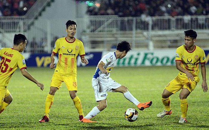 Nam Định muốn thắng HAGL để nuôi hy vọng trụ hạng - Bóng Đá