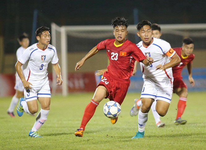 U19 Việt Nam thua ngược đáng tiếc trước U19 Uruguay - Bóng Đá