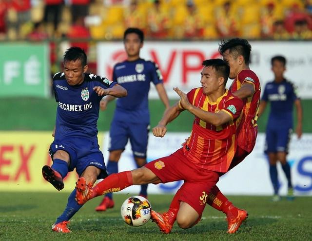 Lucky88 tổng hợp:17h00 ngày 02/10, Nam Định vs B. Bình Dương: Chỉ còn một con đường