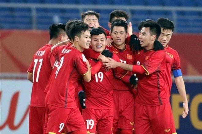 U23 Việt Nam thuộc nhóm hạt giống số 1 khu vực Đông Á - Bóng Đá