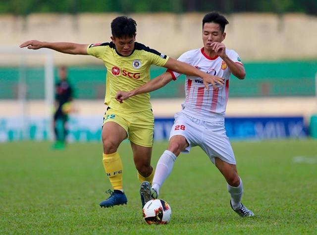 Nam Định vs Hà Nội - Bóng Đá