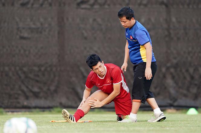 Điểm tin bóng đá Việt Nam sáng 14/10: Đức Huy và Đình Trọng vẫn chưa thể tập luyện cùng đồng đội - Bóng Đá