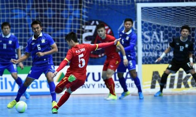 Việt Nam chung bảng kình địch Thái Lan tại giải Futsal Đông Nam Á 2019 - Bóng Đá