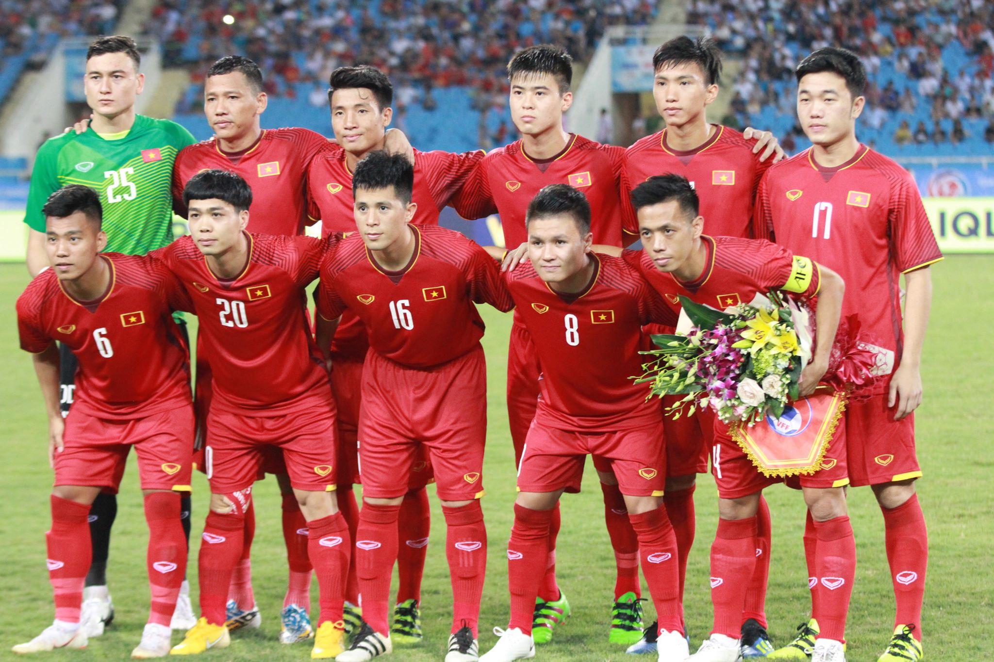 Báo châu Á đưa con số thống kê ấn tượng về ĐT Việt Nam - Bóng Đá