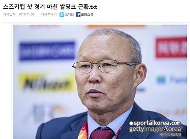 Báo Hàn Quốc tán dương 2 tuyển thủ ĐT Việt Nam - Bóng Đá