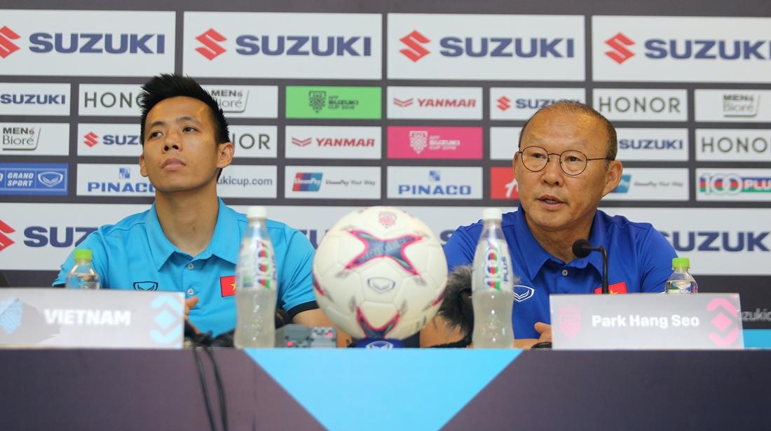 Điểm tin bóng đá Việt Nam tối 15/11: Thầy Park đã có