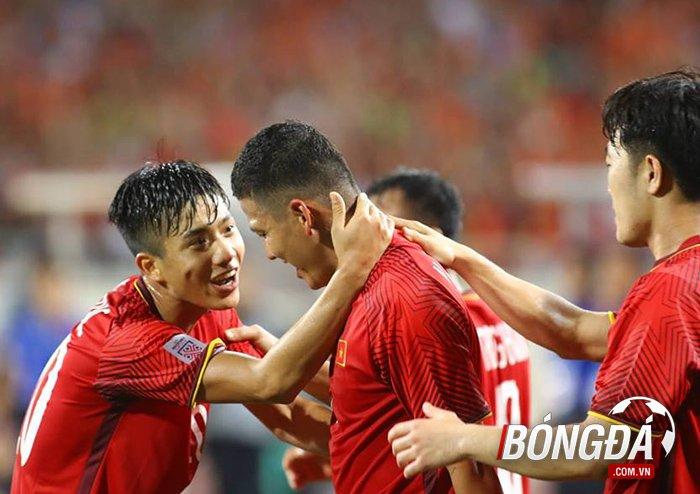 5 điểm nhấn ĐT Việt Nam ĐT Malaysia: - Bóng Đá