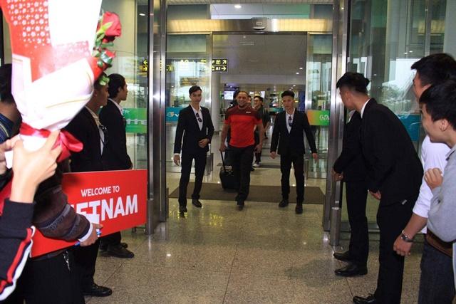 Huyền thoại Roberto Carlos đến Việt Nam