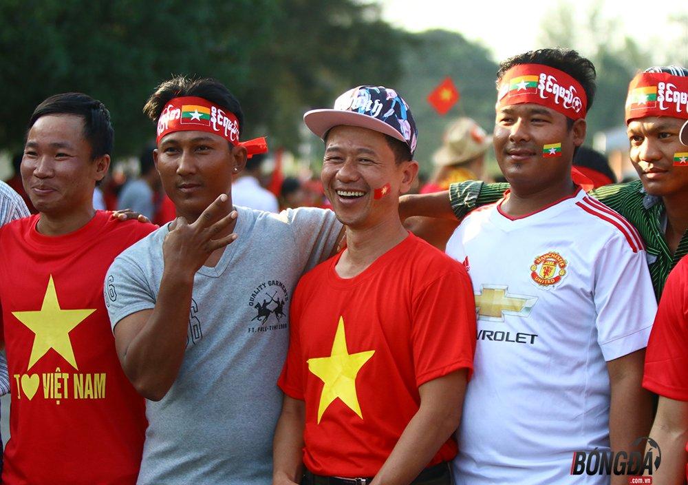 TRỰC TIẾP ĐT Myanmar 0-0 ĐT Việt Nam - Bóng Đá
