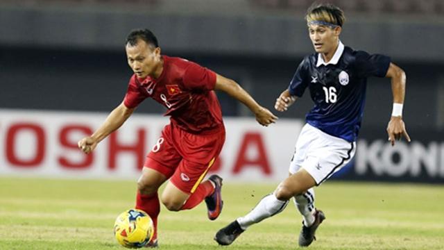 Chấm điểm ĐT Việt Nam 0-0 ĐT Campuchia: - Bóng Đá