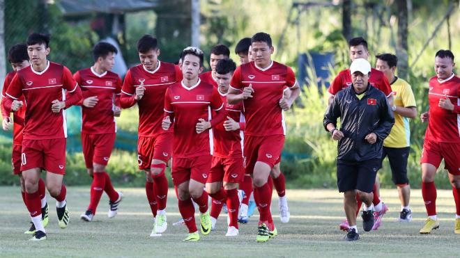 Điểm tin bóng đá Việt Nam tối 05/12:HLV Park nhắc học trò nhớ bài học thất bại năm 2014 - Bóng Đá
