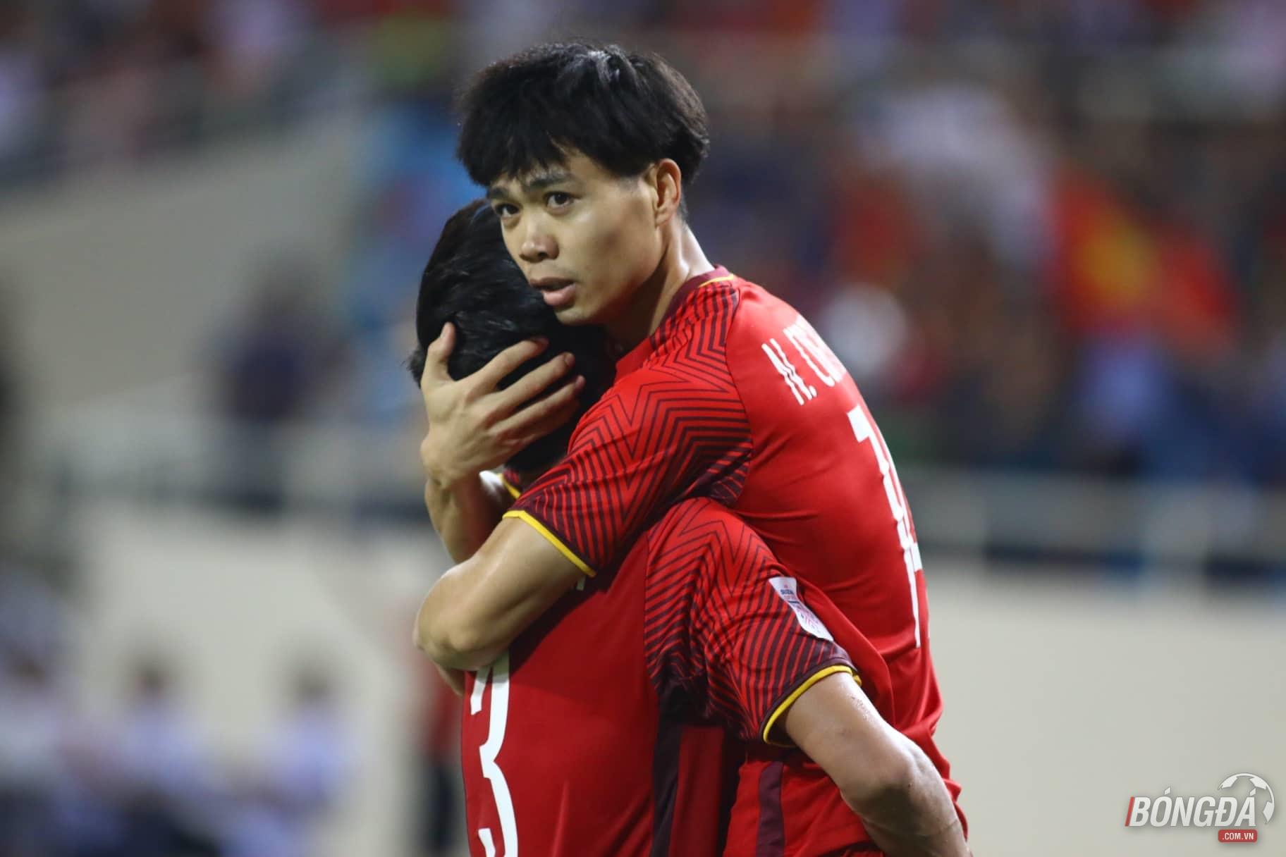 5 điểm nhấn ĐT Việt Nam 0-0 ĐT Philippines:  - Bóng Đá