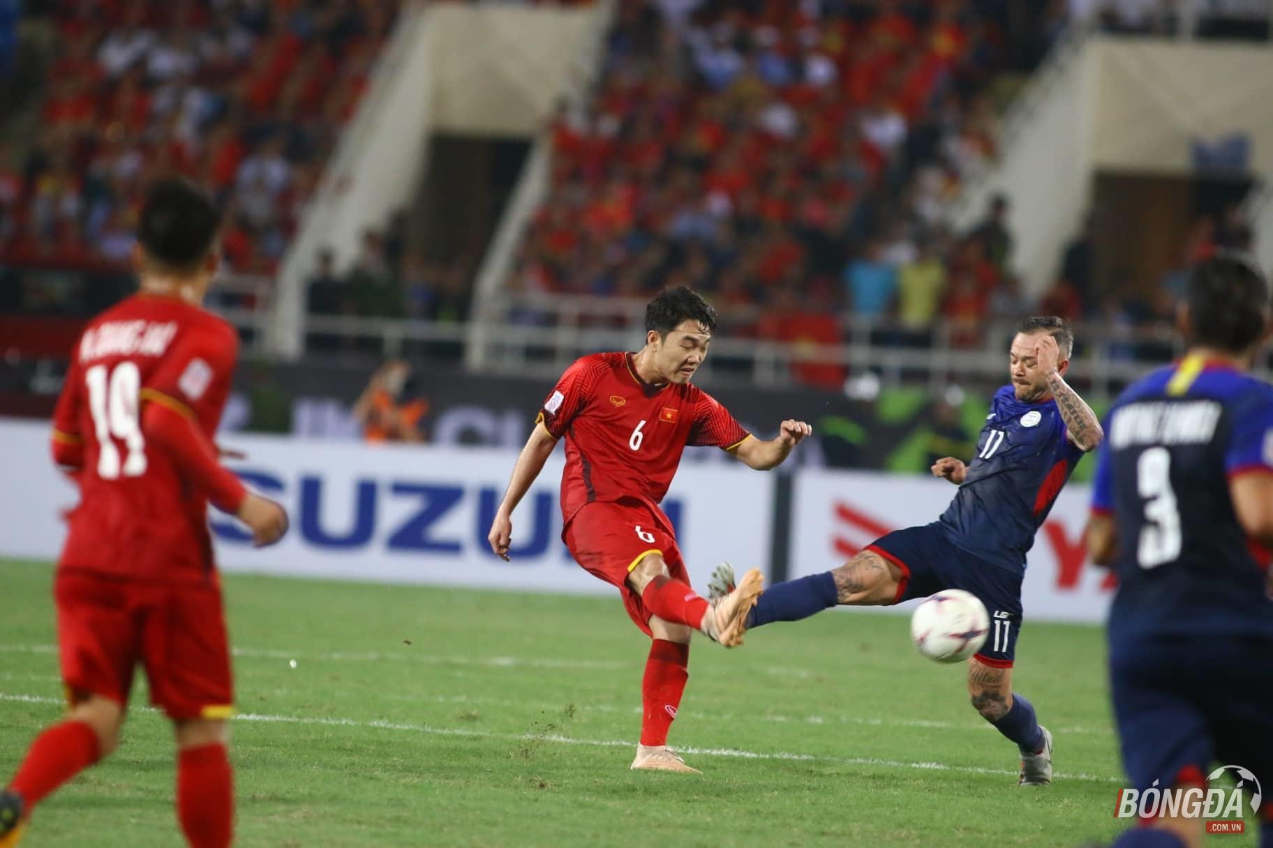 TRỰC TIẾP ĐT Việt Nam 0-0 ĐT Philippines: Xuân Trường rời sân - Bóng Đá