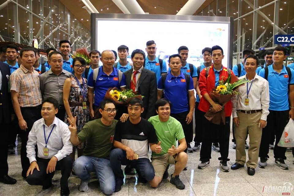 ĐT Việt Nam đến Mã - Bóng Đá