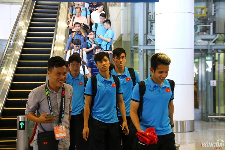 Đến Malaysia, ĐT Việt Nam sẵn sàng khuất phục