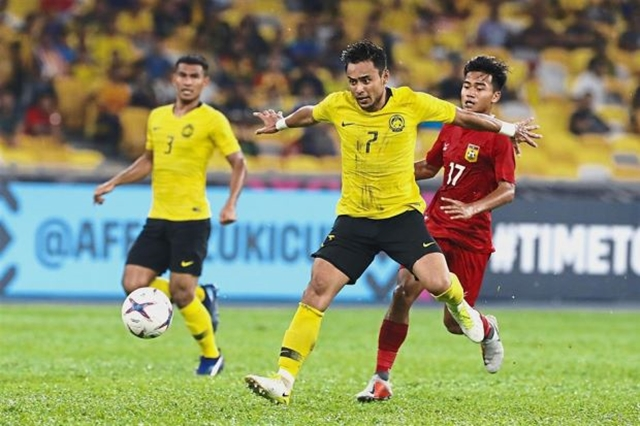 Trung vệ Malaysia lớn tiếng muốn trả thù ĐT Việt Nam - Bóng Đá