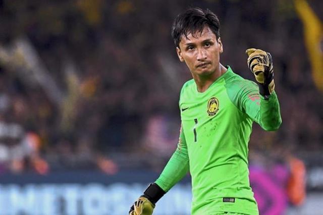 Thủ môn Malaysia: