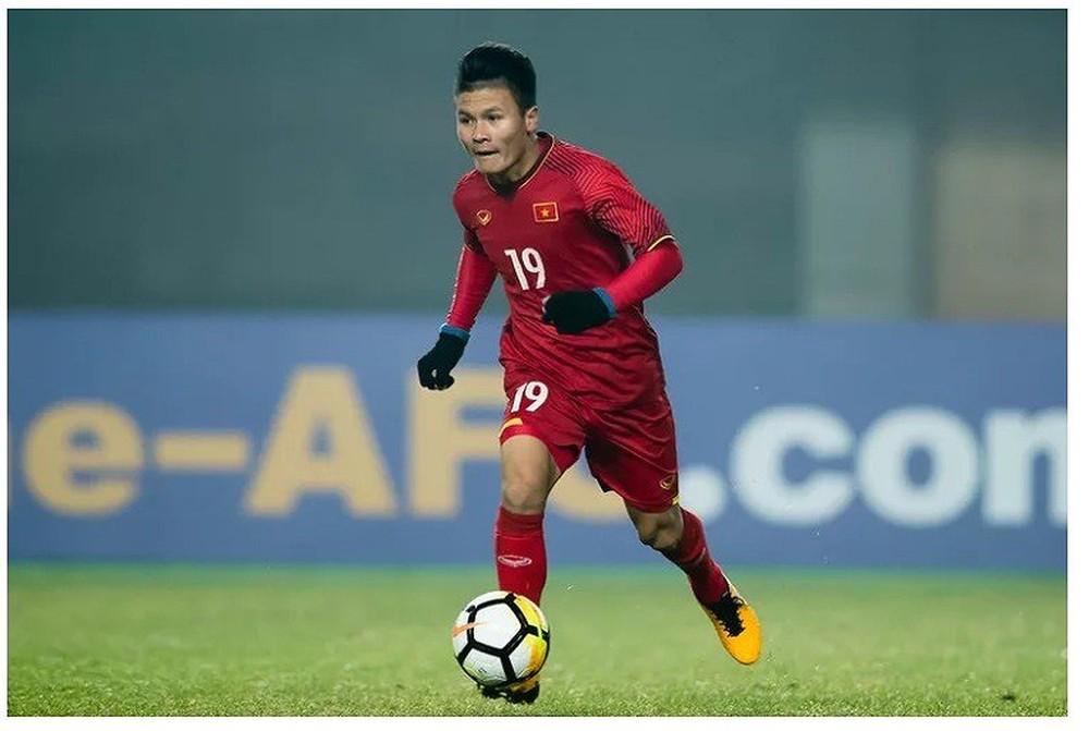 5 tuyển thủ ĐT Việt Nam