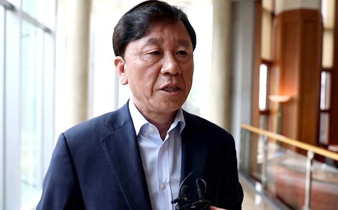 GĐKT Chung Hae Soung rời HAGL vì bất đồng quan điểm? - Bóng Đá