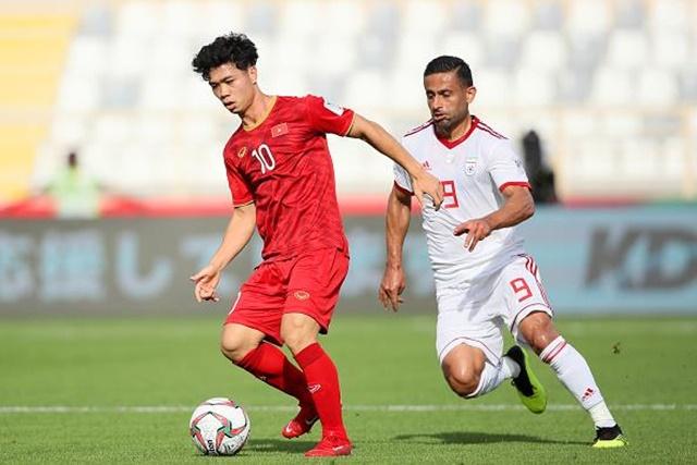 5 điểm nhấn ĐT Việt Nam 0- 2 ĐT Iran: Thua vì đẳng cấp - Bóng Đá