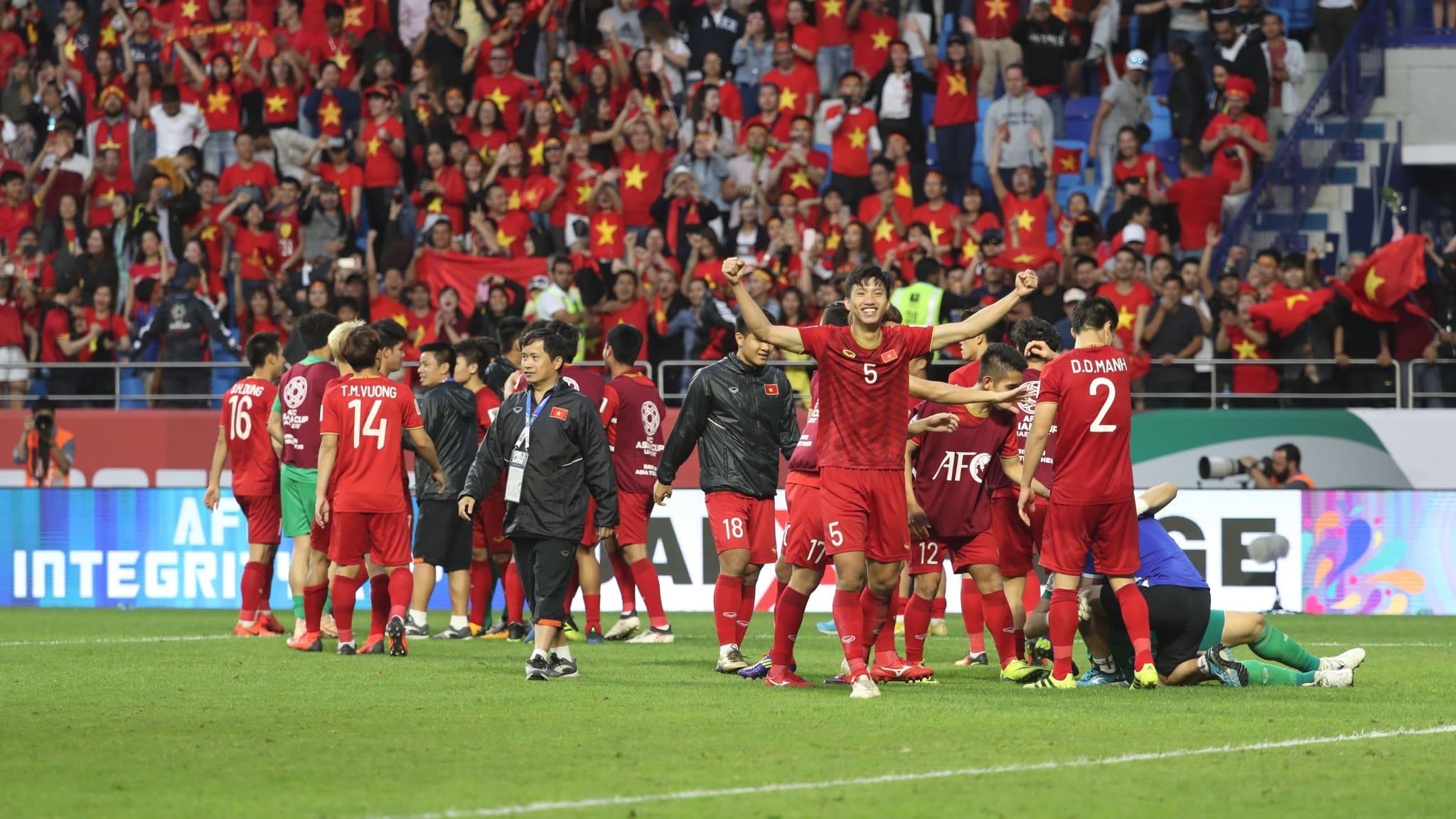 Trang chủ FIFA bình luận gì về chiến thắng của ĐT Việt Nam? - Bóng Đá