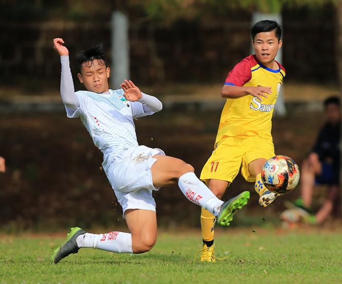 Khóa 4 HAGL JMG hay hơn lứa Công Phượng vượt trội tại lượt đi U19 Quốc gia 2019 - Bóng Đá