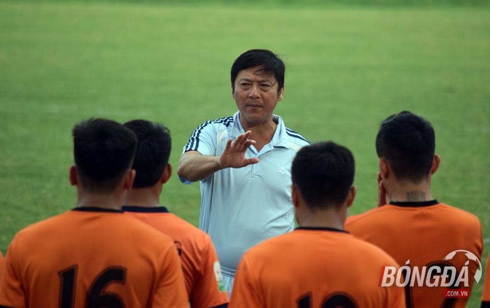 SHB Đà Nẵng đặt mục tiêu gì ở V-League 2019? - Bóng Đá